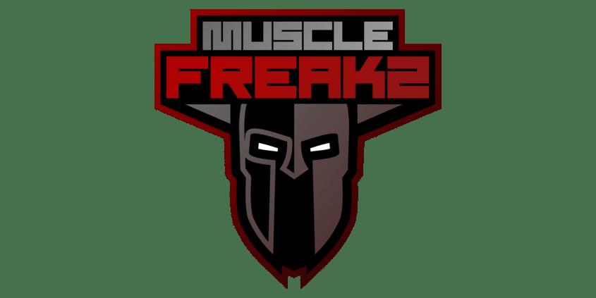 Werbeagentur Muelheim Oberhausen Logodesign MuscleFreakz