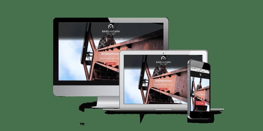 Werbeagentur Muelheim Oberhausen Webdesign Baerenstarkpng