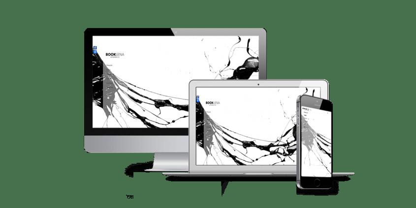 Werbeagentur Muelheim Oberhausen Webdesign BookLena