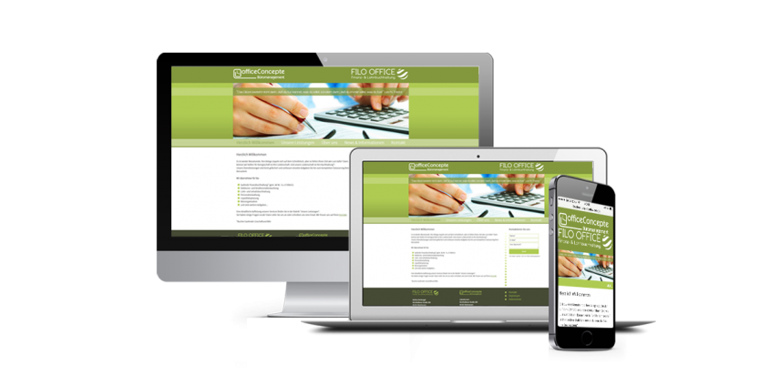 Werbeagentur Muelheim Oberhausen Webdesign Filo Office Webdesign