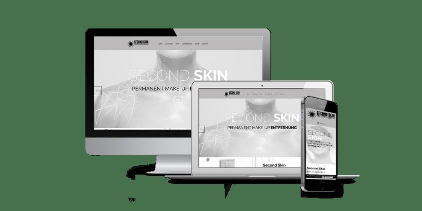 Werbeagentur Muelheim Oberhausen Webdesign SecondSkin