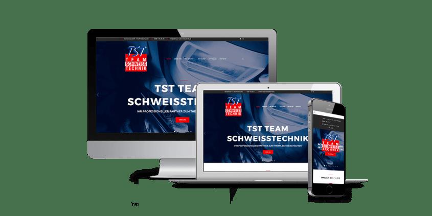 Werbeagentur Muelheim Oberhausen Webdesign TSTOberhausen