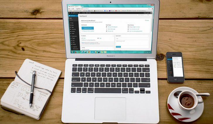 erfolgreicher internetauftritt wordpress