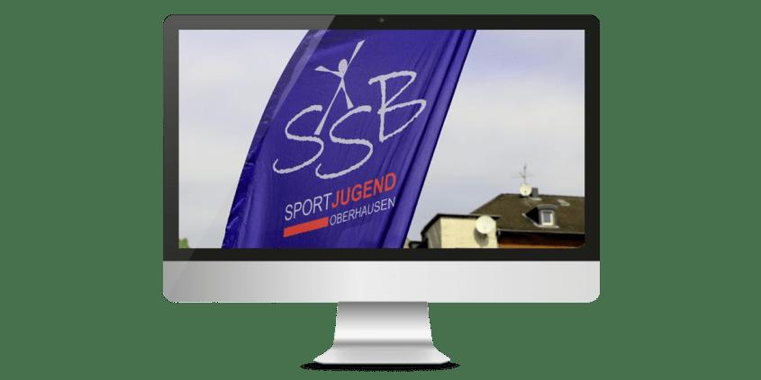 Werbeagentur Muelheim Oberhausen Grafikdesign sportjugend