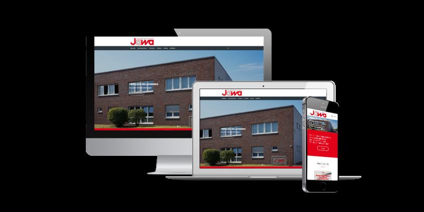 Werbeagentur Muelheim Oberhausen Webdesign Jawa