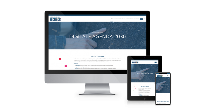 Werbeagentur Muelheim digitale agenda 2030