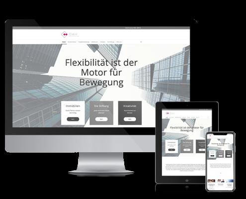Werbeagentur Muelheim Oberhausen Webdesign Baumpflege caratgmbh