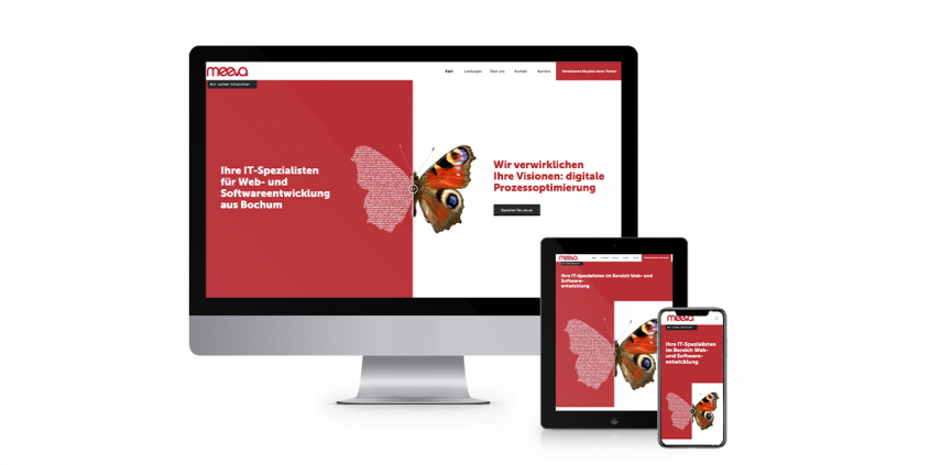 Werbeagentur Muelheim Oberhausen Webdesign meeva